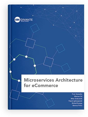Microservices for eCommerce - ebook cover
