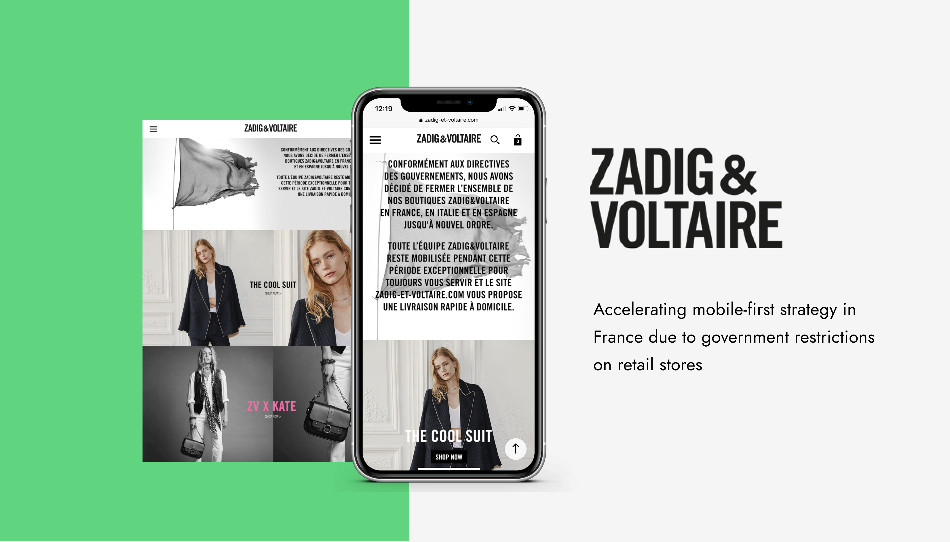 zadig&voltaire france store