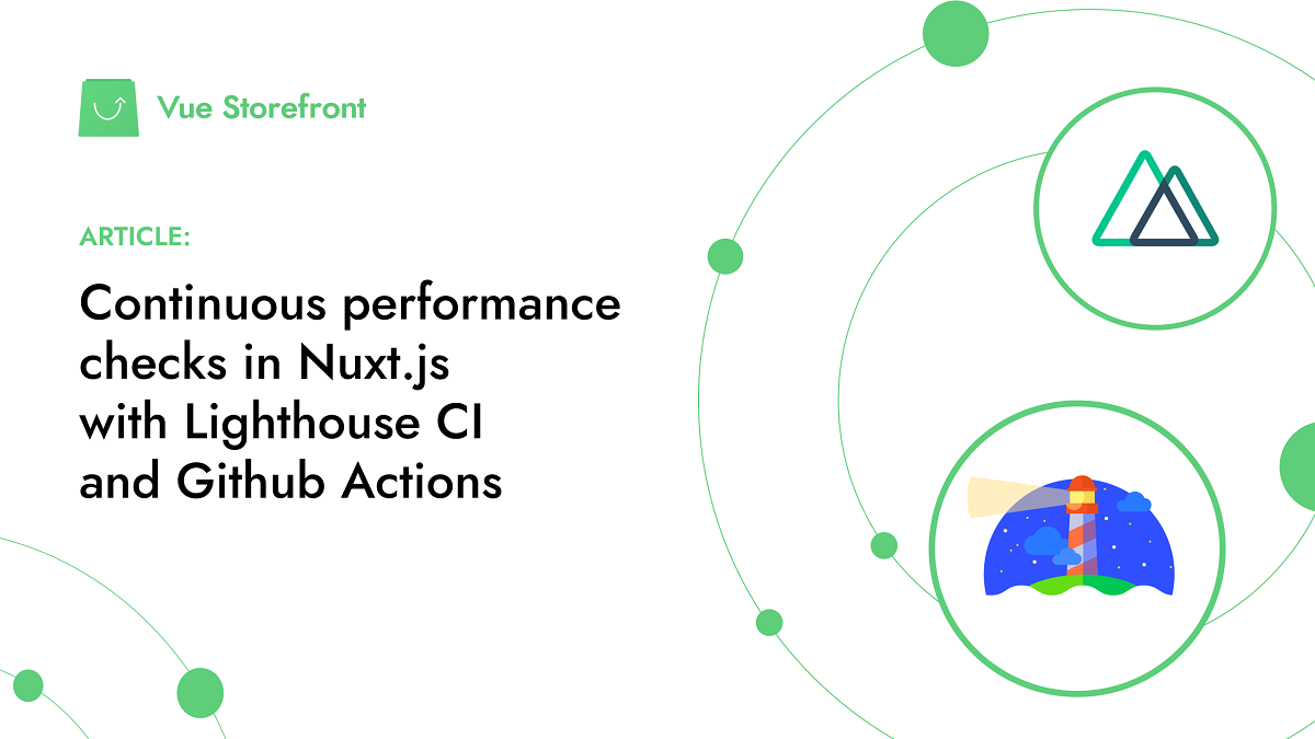 Article_ Continuous performance checks in Nuxt.js with Lighthouse CI and Github Actions